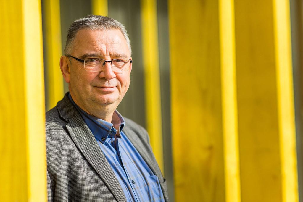 G.J.M. Reinalda, directeur St.Mattheusschool, Rotterdam