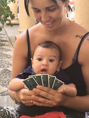 El si que sabe jugar sus cartas - María Jose Gallego Huertas