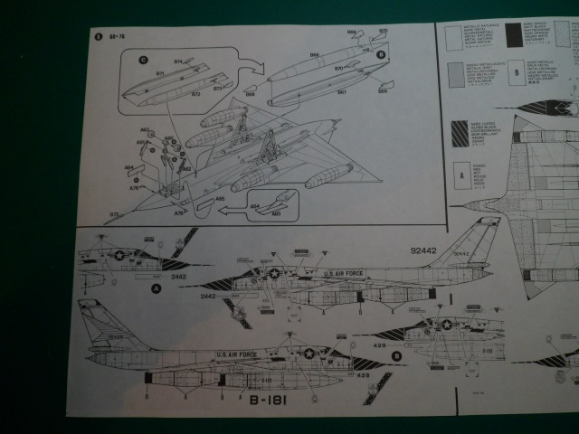 Ouvre-boîte Convair B-58 Hustler [Italeri 1/72] 21524044236_85f545859c_o
