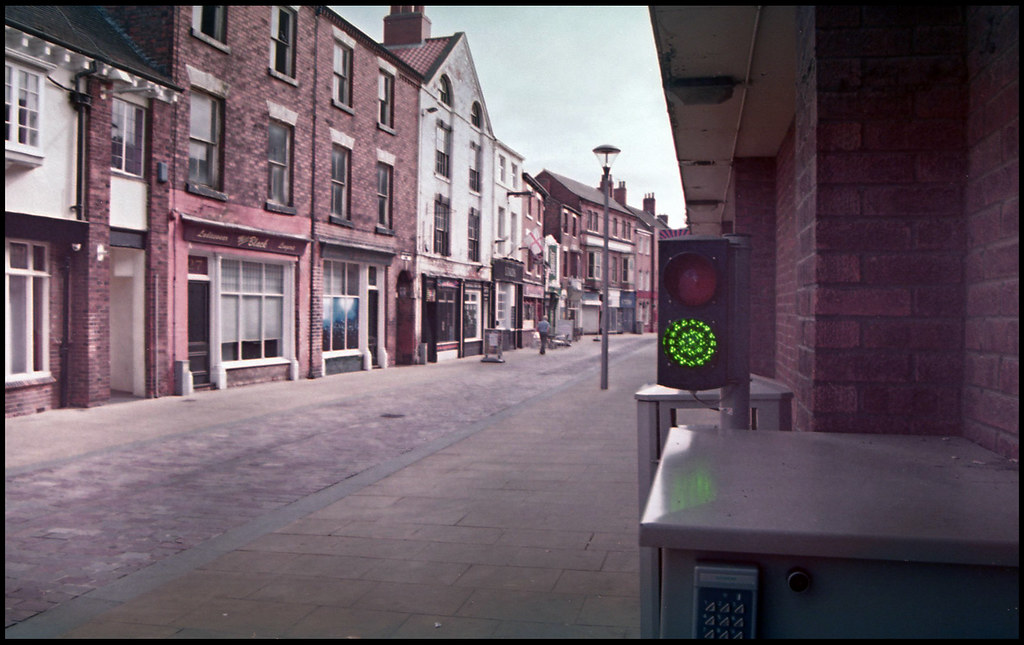 Green Light Gainsborough S Lord Street A Bit Tired