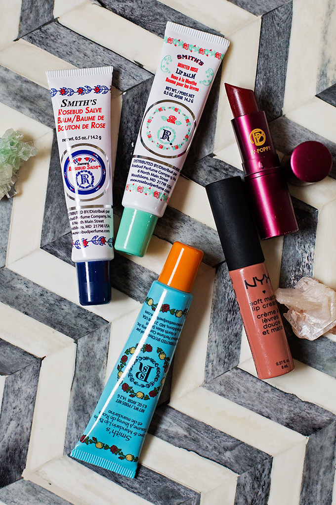 2015 Beauty Favorites--lips