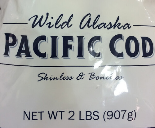Pacific Cod product