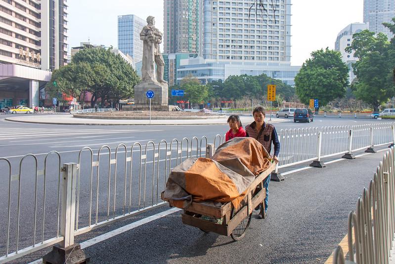 China. Guangzhou