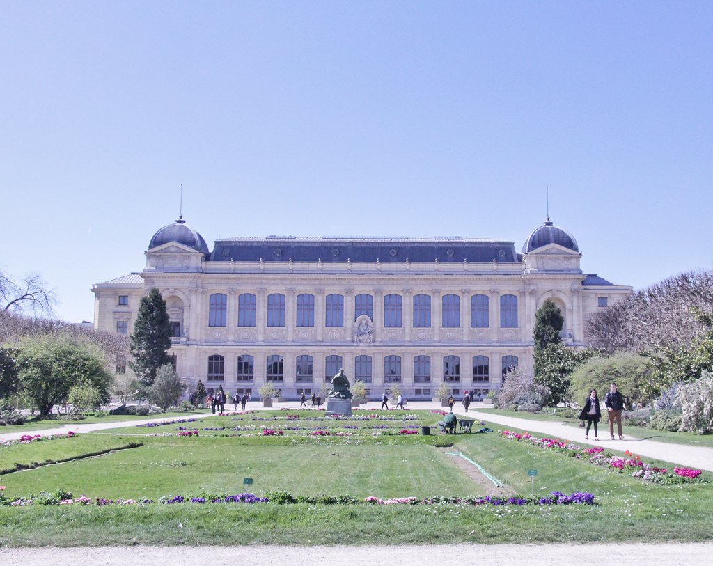 Jardin des Plantes, 24 hours in Paris guide