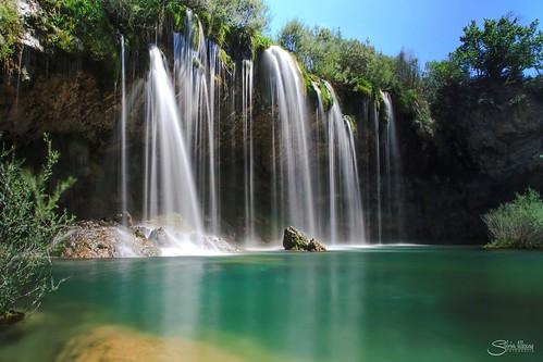 Cascada el molino de san pedro flickr photo sharing - Illescas garden ...