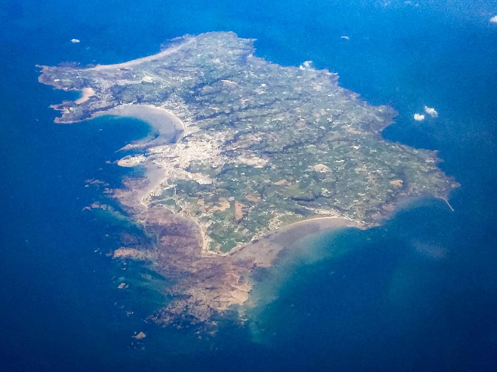 Channel Islands In California Map