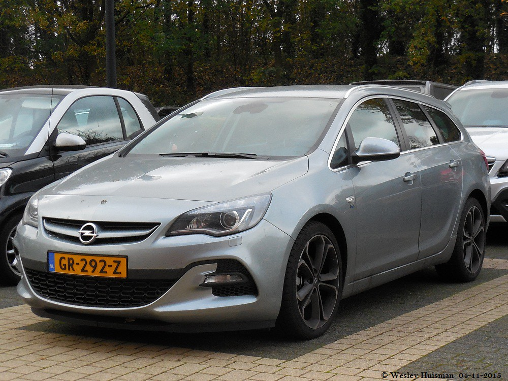 opel astra j sports tourer 1 6 turbo opc line 30 07 2015 flickr. Black Bedroom Furniture Sets. Home Design Ideas