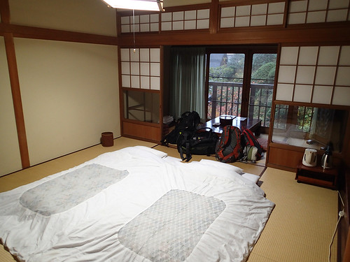 Shojoshin-in Koyasan temple stay room