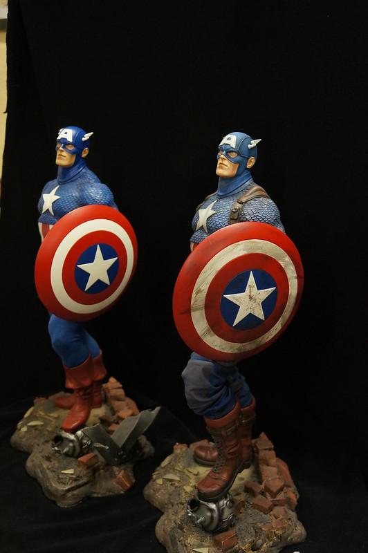 Custom Captain America Premium Format  24101412876_31291acd34_c
