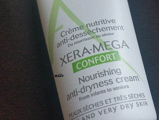 crème nutritive a-derma
