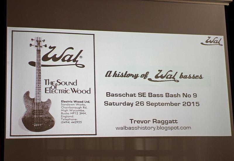 A History of Wal Basses
