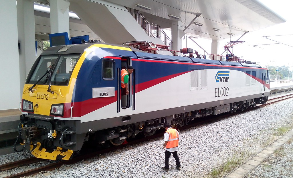 ktmb services Ets train malaysia ktmb travel by train is now a whole lot faster with the introduction of the ktmb high-speed ets train in malaysia (electric train services.