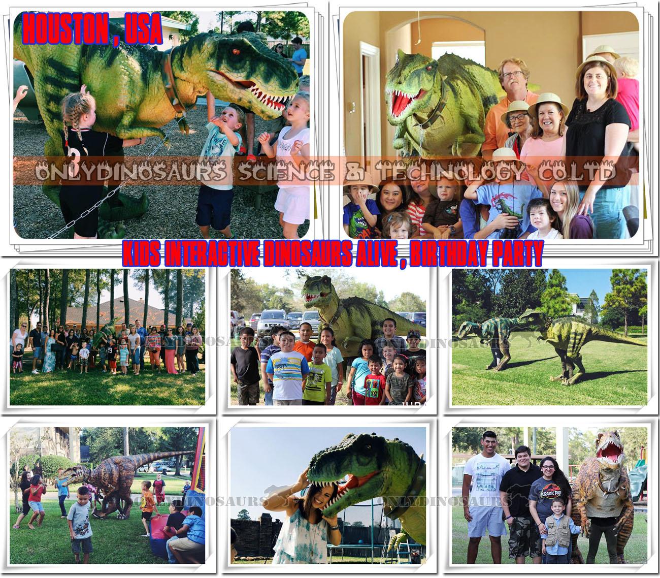 Kids Interactive Dinosaur Alive
