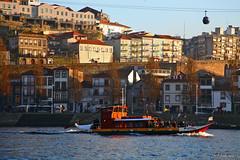 Rio Douro. Vila Nova de Gaia. Porto