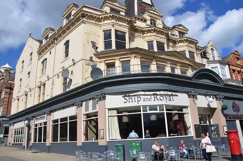Ship and Royal South Shields Aug 16 (3)