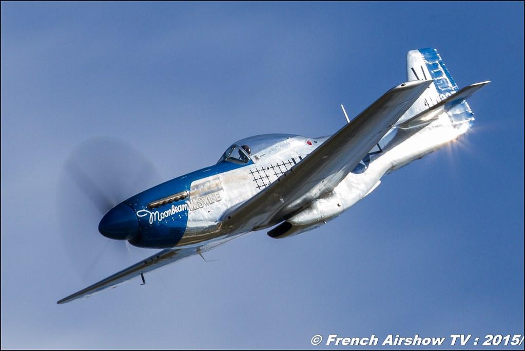 P-51 Mustang F. AKARY , F-AZXS , Feria de l'air nimes garons 2015, Meeting Aerien 2015