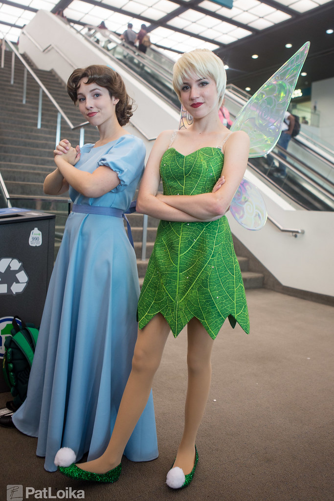 Wendy And Tinkerbell Pat Loika Flickr