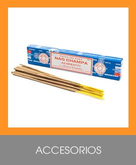 Accesorios meditacion Japa mala