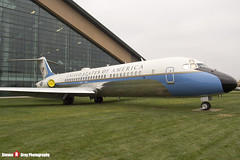 73-1683 - 47671 774 - US Air Force - McDonnell Douglas VC-9C DC-9-32 - Evergreen Air and Space Museum - McMinnville, Oregon - 131026 - Steven Gray - IMG_9126