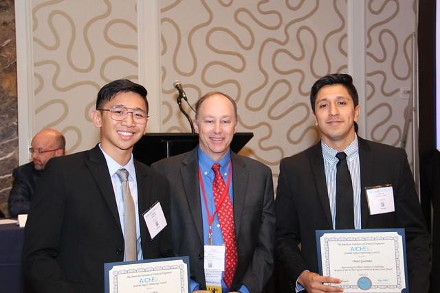 2016 Student Awards Ceremony Recap | AIChE