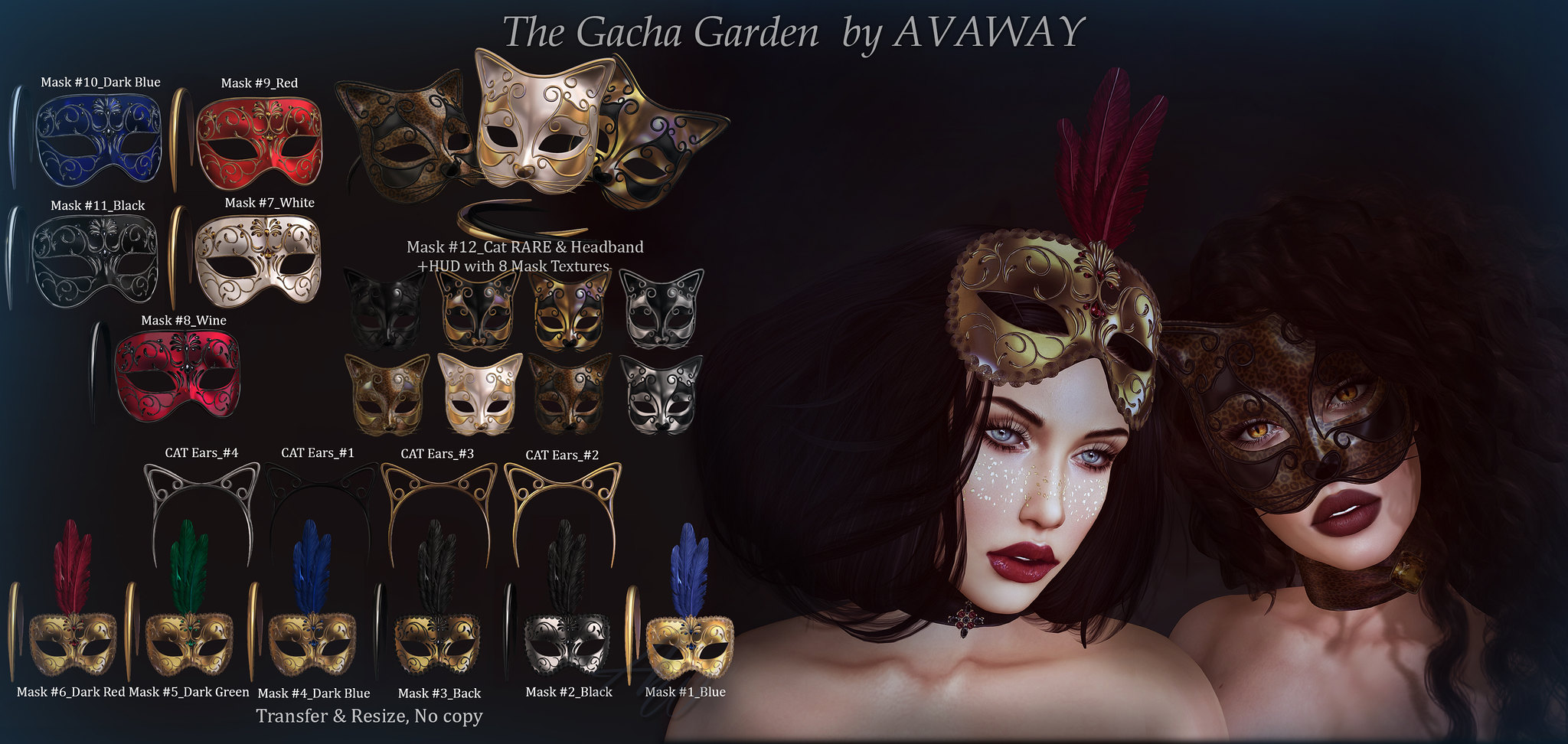 The Gacha Garden by AvaWay