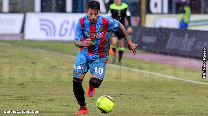 Andrea Russotto, numero 10 rossazzurro