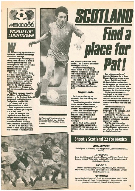 BARRATT-MATCH MAGAZINE-1992-CELTIC-PAUL McSTAY