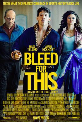 Daug pralieto kraujo: Vinio Pazienzos istorija / Bleed for This (2016)