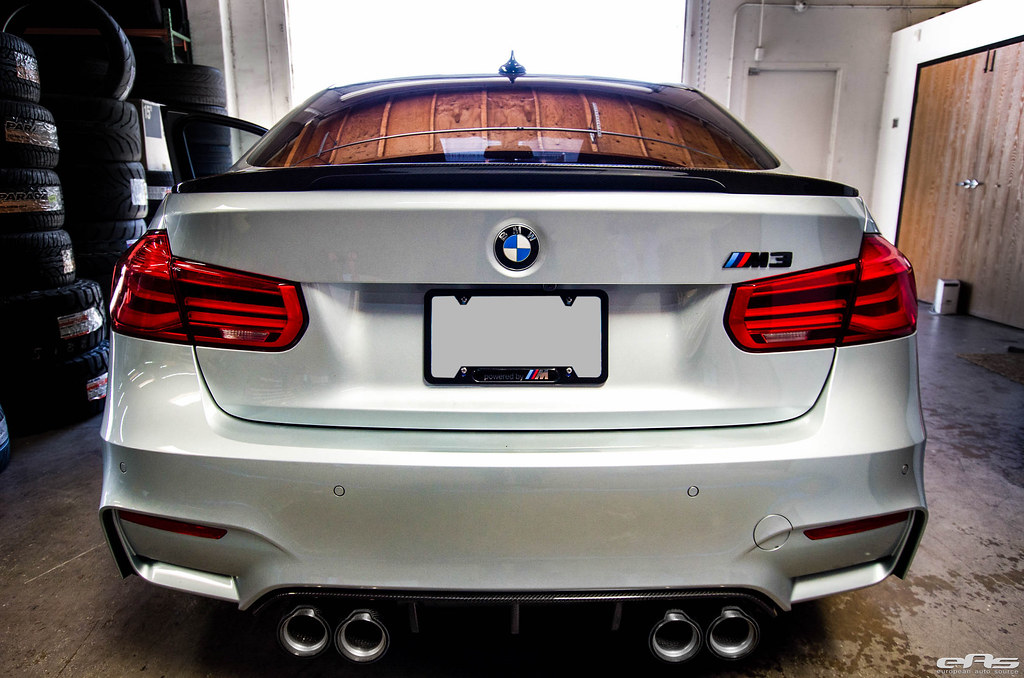 This DIY Will Give A Quick Overview For Those To Update Their Lighting The Rear Of 2012 3 Series And 2015 M3 Sedan Appear Like 2016