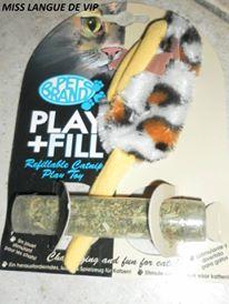 Petite souris à herbe à chat PET BRAND