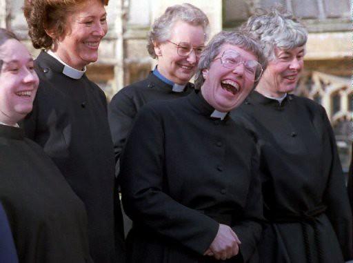 Diaconisas anglicanas