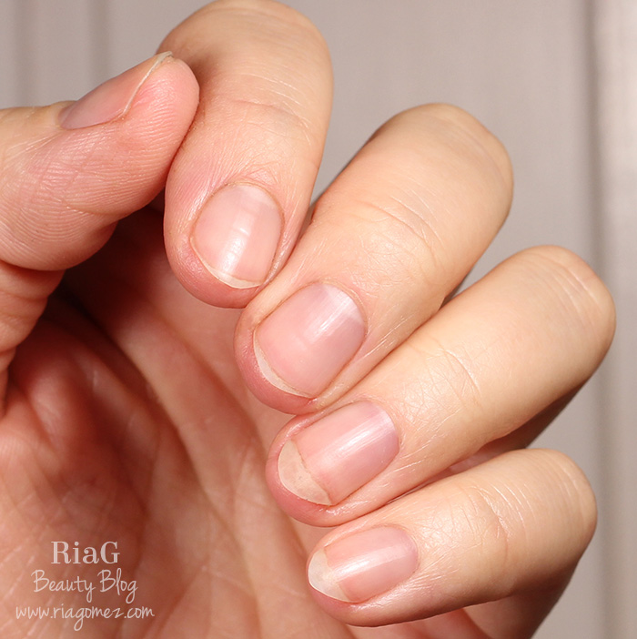 Growing my nails to almond shape – Ria G – Beauty Blog