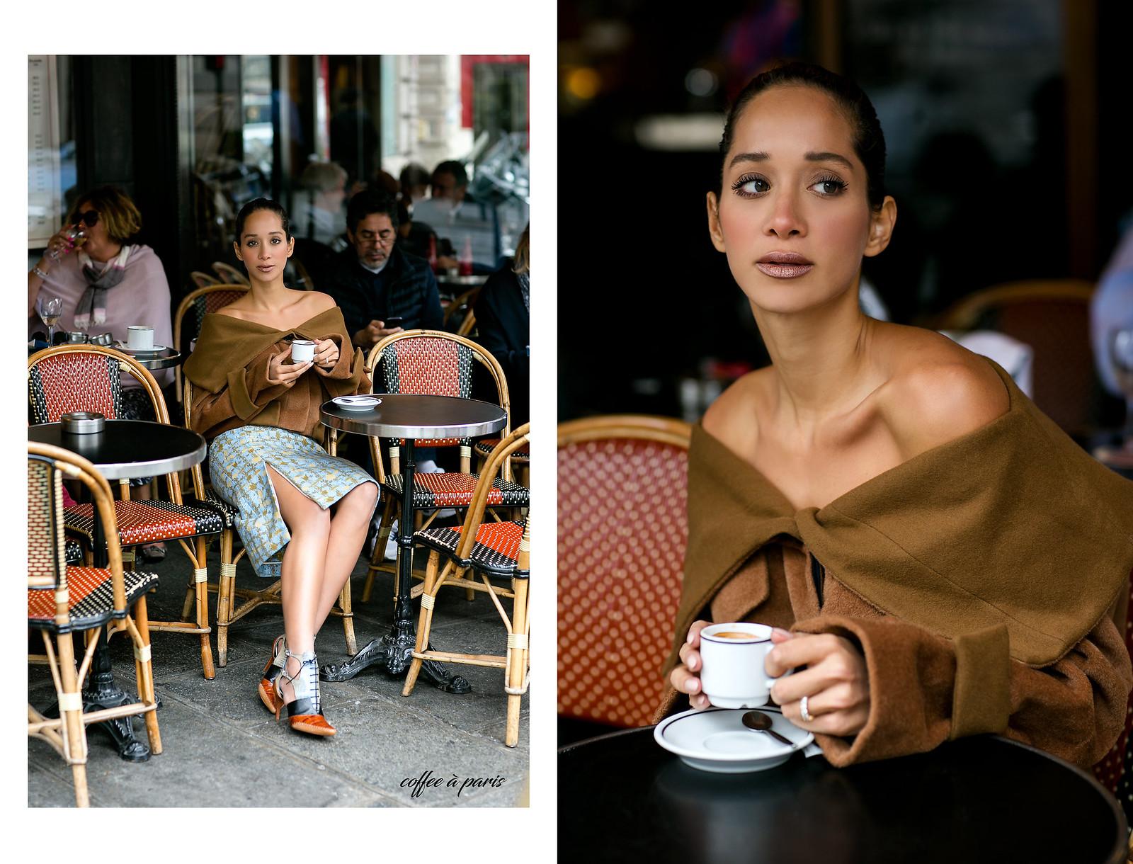 Lana in Dior