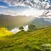 Schrecksee im Allgäu - ein Traum von Bergsee