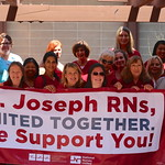 RNs Speak Out on Ethical, Patient Care Concerns as St. Joseph Health/Providence Health Merger Looms