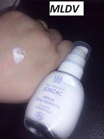 revue sérum peau parfaite eau thermale jonzac