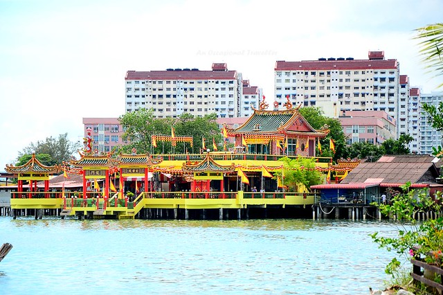 Hean Boo Thean Temple (玄母殿) in Tan Jetty (姓陈桥)