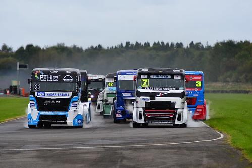 British Truck Racing Championship, Pembrey 2016