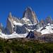 Cerro Fitz Roy (El Chalten, Argentina)