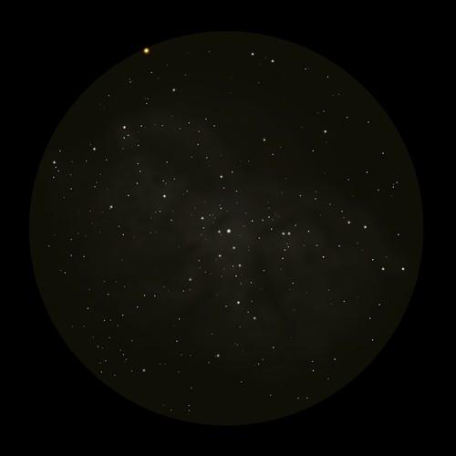 VCSE - Mai kép - IC 1396 - Rony De Laet, Belgium -Skywatcher 102/500+Meade SP 26mm+Lumicon UHC