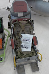 Ejection seat of F-86D - 40 - NA
