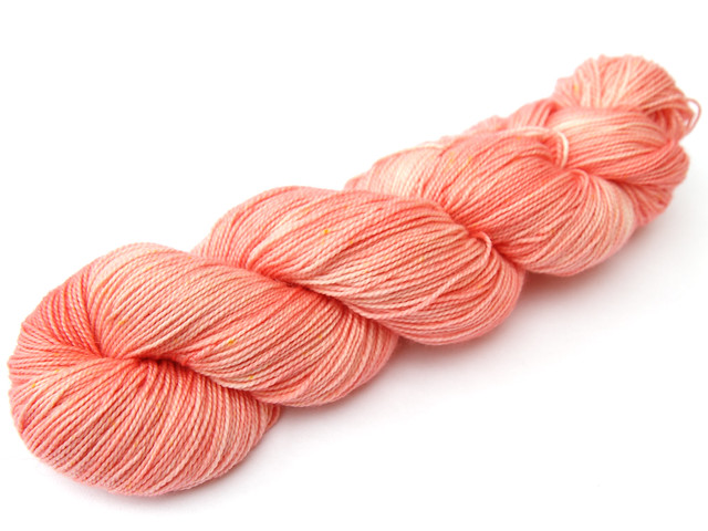 Favourite Sock – hand-dyed superwash merino 4 ply yarn 'Candy'