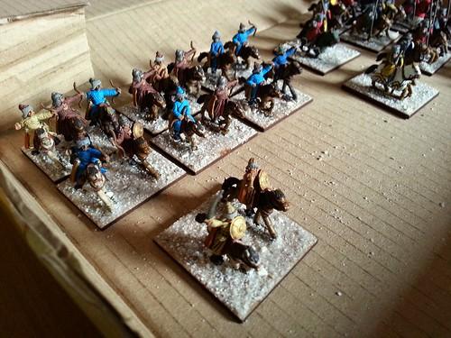 L'Art de la Guerre - Feudale Ritter & Mongolen 15mm