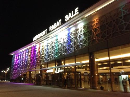 Aeroport Rabat Sale