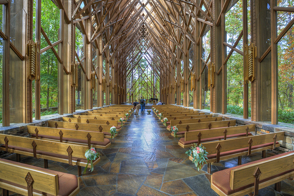 The Anthony Chapel In Hot Springs Arkansas Morgan