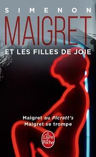 France: Maigret et les filles de joie (includes Maigret au Picratt's & Maigret se trompe), paper publication