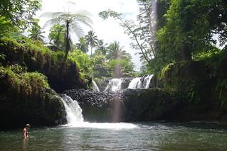 Parque Nacional Le Pupu-Pue, Samoa
