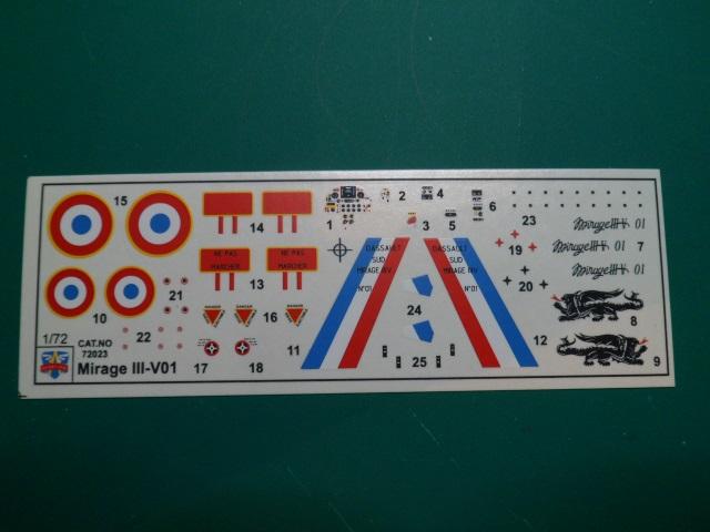Ouvre-boîte Mirage III V.01 [Modelsvit 1/72] 21420954339_eff29bc885_o