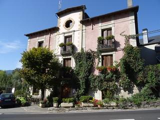Hotel restaurante en Sarvisé
