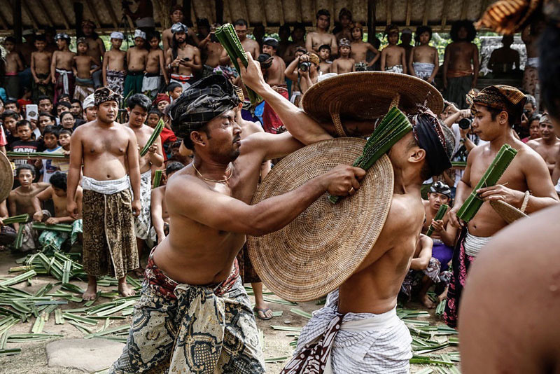 Mekare-kare ceremony